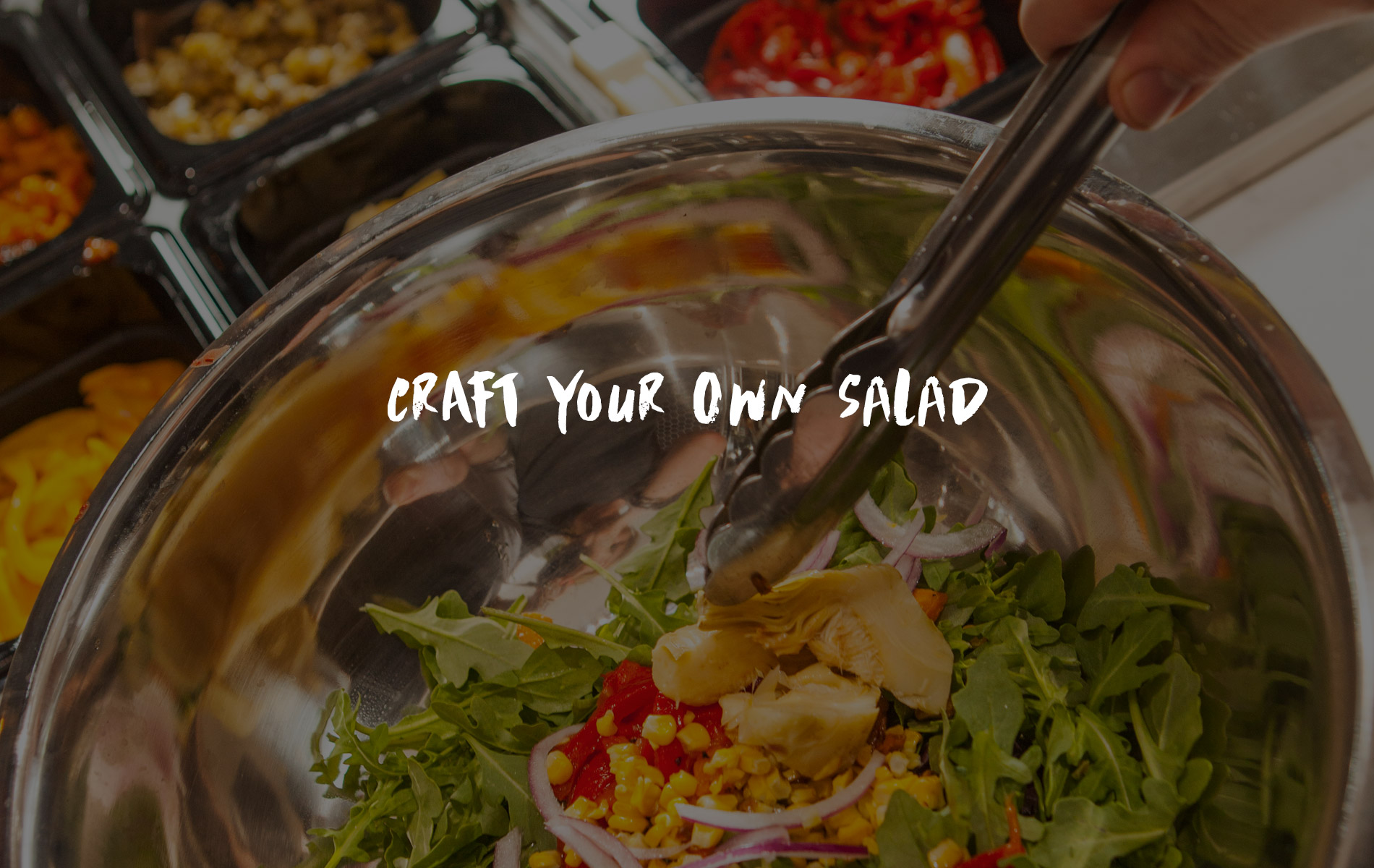 Craft Your Own Salad