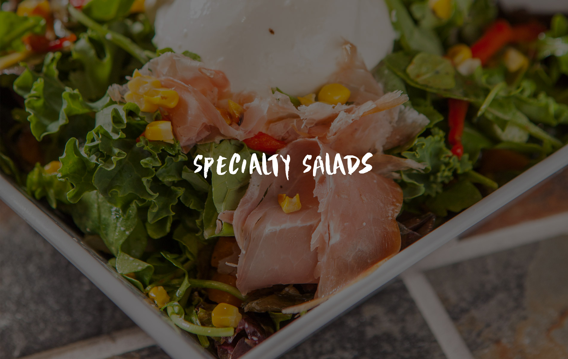 Specialty Salads